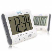 [HICKIES] 시간배분 연습용 시계기능 타이머 BIG LCD TIMER