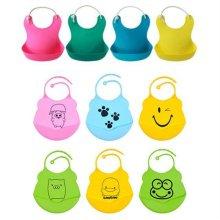 아기를 위한 실리콘턱받이 500055_1408E4