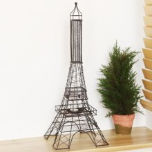 앤티크 에펠탑 캔들홀더 홀더 캔들