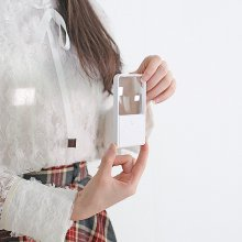 휴대용 카드타입 비구면렌즈 LED독서등 돋보기 확대경