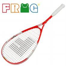 프로그 F-ONE 레드 스쿼시 라켓 squash racket