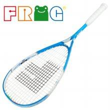 프로그 F-ONE 블루 스쿼시 라켓 squash racket