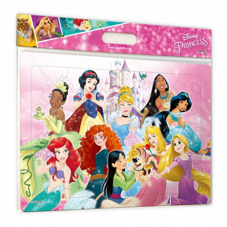 [Disney] 디즈니 프린세스 판퍼즐(80피스/D80-4)