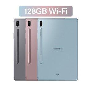 [사전예약] 갤럭시 탭 S6 Wi-Fi 128GB [ 그레이 / 블루 / 로즈 ]