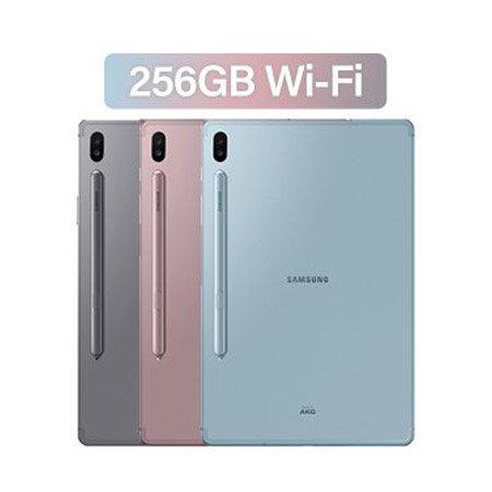 갤럭시 탭 S6 Wi-Fi 256GB [ 그레이 / 블루 / 로즈 ]