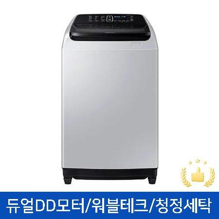 일반세탁기 WA16R6360BG[16KG/듀얼DD모터/워블테크/청정세탁/무세제통세척/4중진동저감/노블그레이]