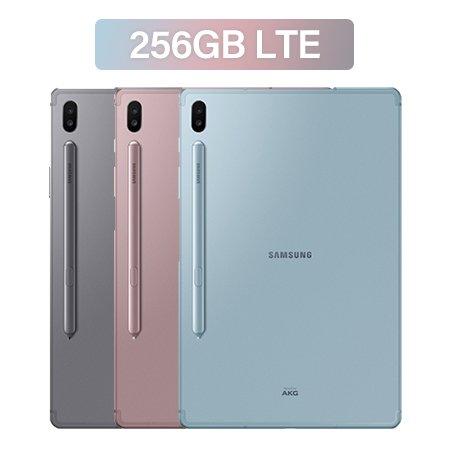 갤럭시 탭 S6 LTE 256GB [그레이/ 블루/ 로즈]