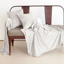 극세사 담요 소형(75x100cm) 어반그레이
