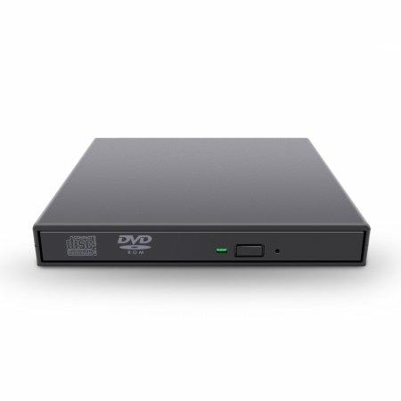 NEXT-101DVD-COMBO USB2.0 External ODD (DVD-Combo)