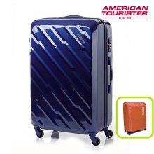 아메리칸투어리스터 캐리어 ZEO-LITE PLUS 화물용 28 확장형 I5501010 블루+커버포함