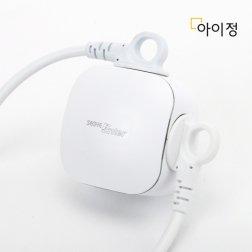 [무료배송쿠폰] 아이정 사방탭 USB 3구 멀티탭