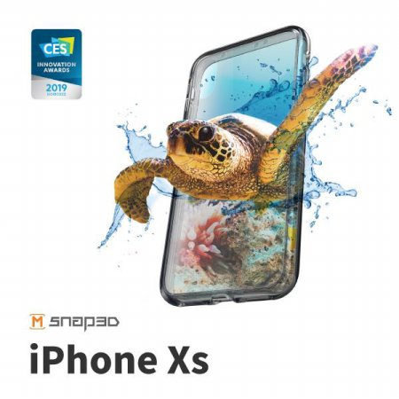 MOPIC Snap3D VR 3D 뷰어 케이스 iPhone Xs 아이폰XS