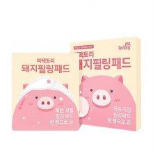 [미팩토리] 돼지 필링 패드 (5매입)