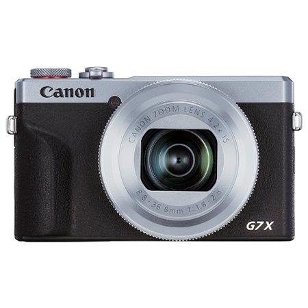 파워샷 G7 X MARK Ⅲ 하이엔드 카메라[실버][16GB메모리카드+배터리+가방증정]