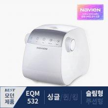 [L.POINT 5천점/ 최대혜택가 257,230원] EQM532-SS 슬림형 싱글 온수매트
