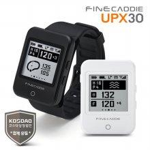 [2019 신제품] 파인캐디 UPX30 GPS 골프거리측정기 White