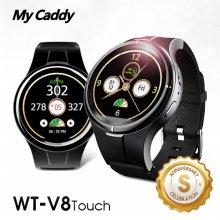 [특S급리퍼] 마이캐디 WT V8 블랙에디션 터치 스윙모션 GPS 거리측정기