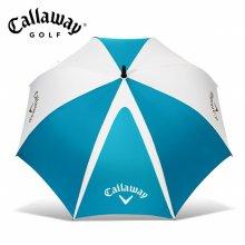 캘러웨이 CG 56 싱글캐노피 자동 골프우산 필드용품