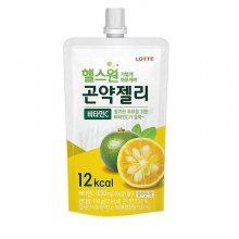 [헬스원] 비타민C 곤약 젤리130g