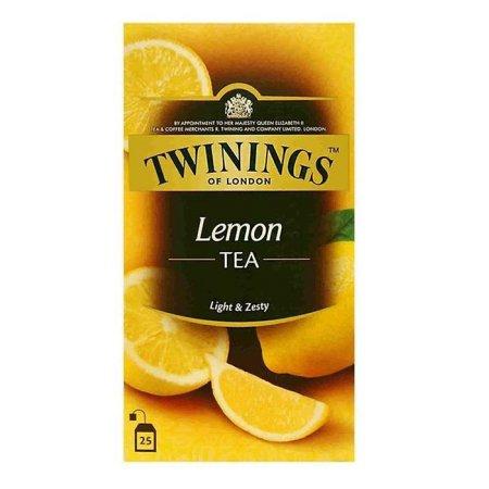 [트와이닝] 레몬 티백 25입