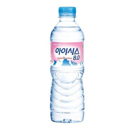 [롯데칠성음료] 아이시스 (8.0) 500ml