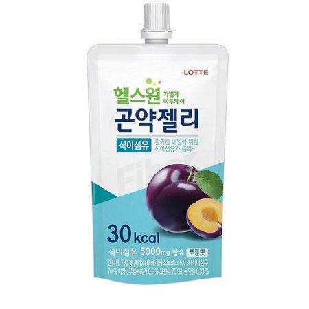 [헬스원] 식이섬유 젤리 푸른 130g