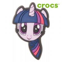 [크록스정품] 크록스 지비츠 /CG- 10007249 / My Little Pony TwilightSparkle