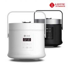 4인용 미니 전기 밥솥 LRC16A (화이트)
