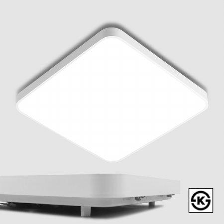 LED방등 조명 50W 썬 시스템 국산 KS인증