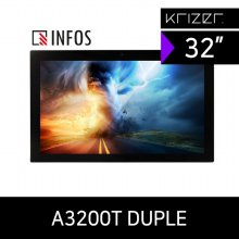 INFOS A3200T DUPLE 안드로이드 올인원 터치PC/HDMI OUT 지원 모델
