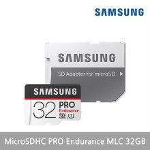신형 공식정품 마이크로SD PRO Endurance MLC 32GB