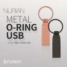 메탈 오링 USB [ 16GB ]