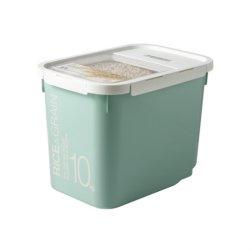 쌀통 10kg (계량컵+제습제) (HPL561)
