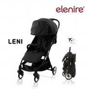 [엘레니어]신상품 런칭 레니 기내반입 휴대용유모차(블랙)