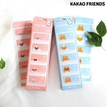 카카오프렌즈 파이브템 페이셜 케어 (어피치/라이언) (1박스/10개입)