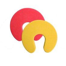 도어패드(노랑/적색/94×94×18mm/2개입)/L0010/9863×23개_1209B9