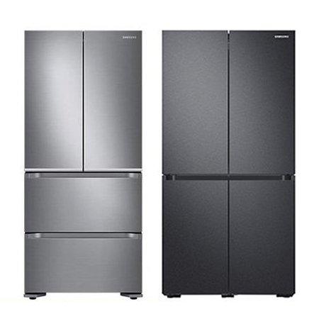 스탠드형 김치냉장고 [486L] + 비스포크 4도어 냉장고 [868L]
