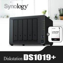 [에이블] DS1019+[20TB]/웬디 Ultrastar기업용(4TBx5)