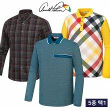 [아놀드파마] 가을추천 남성 긴팔 셔츠/카라티셔츠 균일가 5종 택1/골프웨어_AP246806