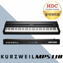[히든특가] 커즈와일 KURZWEIL 스테이지디지털피아노 88해머 MPS110 /MPS-110