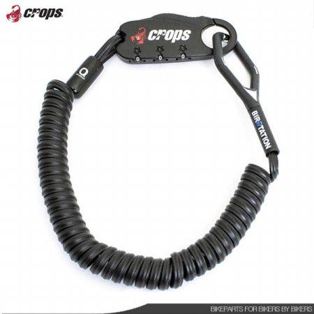 [CROPS] 크롭스 Q-BIRO 미니 자물쇠