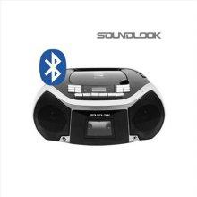 오디오 SL-805/B  [CD/USB블루투스 카세트]
