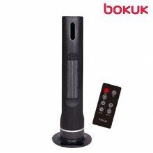 타워형 리모컨 PTC 온풍기 BKH-2051P [2단계 온도조절]