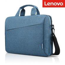 레노버 정품 캐주얼 노트북가방 생활방수가능 T210 블루
