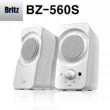 BZ560S 2채널 스피커 화이트