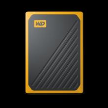 My Passport GO 휴대용 SSD 스토리지 [ 500GB / Amber(엠버) ]