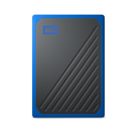 My Passport GO 휴대용 SSD 스토리지 [ 1TB / Cobalt(코발트) ]