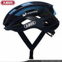 [ABUS] 아부스 에어브레이커 헬멧(모비스타팀)