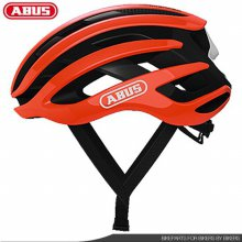 [ABUS] 아부스 에어브레이커 헬멧(쉬림프오렌지)