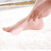 발 뒤꿈치 굳은살 제거 세라믹 양면 각질 제거기